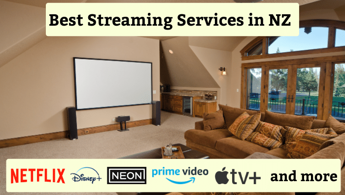 best streaming services nz guide