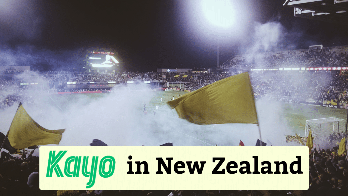 how to watch kayo sports in nz